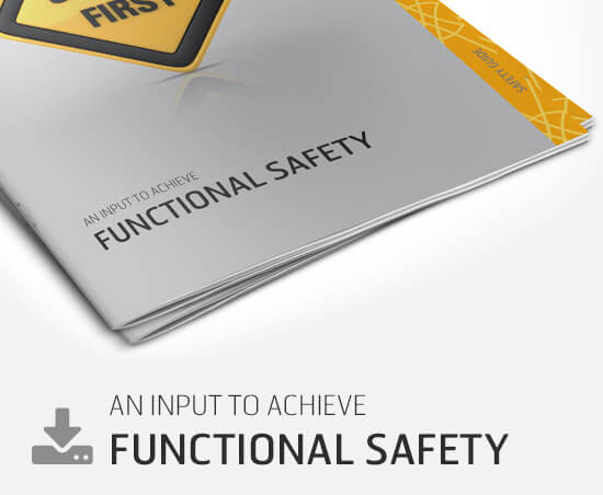 Download brochure Functional Safety